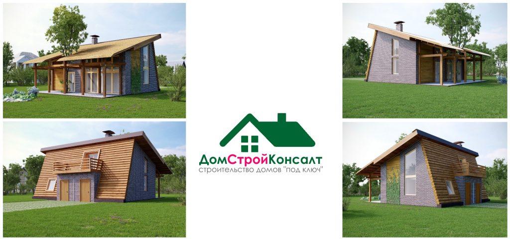 Строительство бань из кирпича под ключ в Беларуси